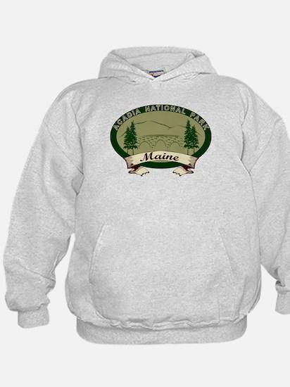 Acadia National Park Hoodie
