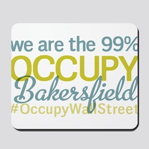 Occupy Bakersfield Mousepad