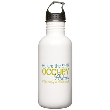 Occupy ?rhus Stainless Water Bottle 1.0L