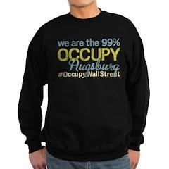 Occupy Augsburg Sweatshirt (dark)