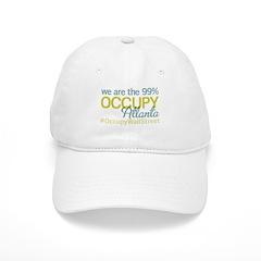 Occupy Atlanta Baseball Cap