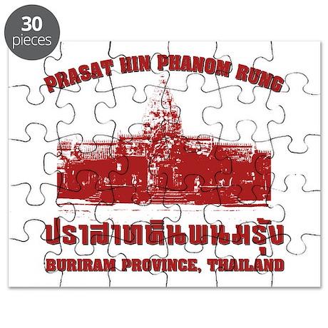 Prasat Hin Phanom Rung Puzzle
