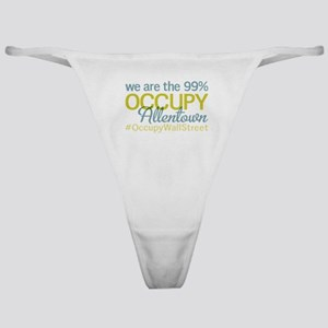 Occupy Allentown Classic Thong