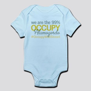 Occupy Alamogordo Infant Bodysuit