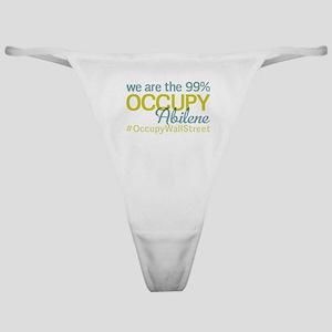 Occupy Abilene Classic Thong