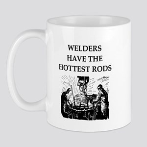 welders joke Mug