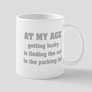 At My Age Mug