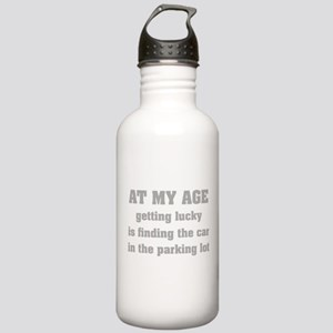 At My Age Stainless Water Bottle 1.0L