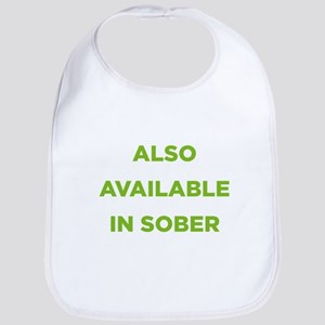Also Available in Sober Bib