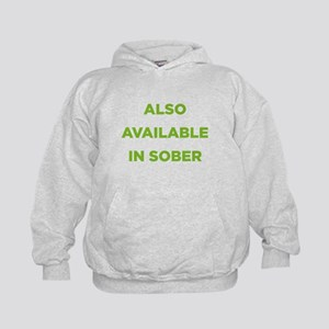 Also Available in Sober Kids Hoodie