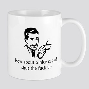 How about a nice cup Mug