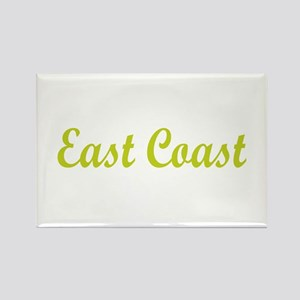 EAST COAST SC Rectangle Magnet