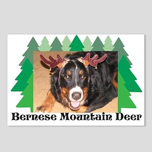 FPG Berner Deer - Postcards (Package of 8)