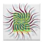 Snag Loop Tile Coaster