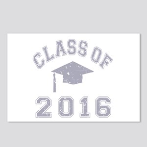Class Of 2016 Graduation Postcards (Package of 8)