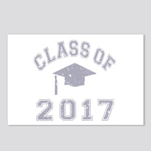 Class Of 2017 Graduation Postcards (Package of 8)