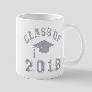 Class Of 2018 Graduation Mug
