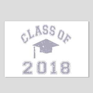 Class Of 2018 Graduation Postcards (Package of 8)