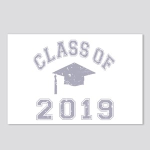 Class Of 2019 Graduation Postcards (Package of 8)