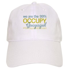Occupy Guayaquil Baseball Cap