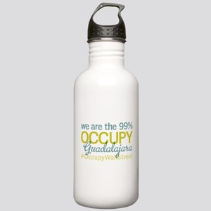 Occupy Guadalajara Stainless Water Bottle 1.0L