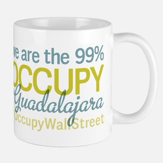 Occupy Guadalajara Mug