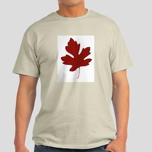 Maple Leaf Light T-Shirt