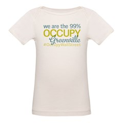Occupy Greenville Tee