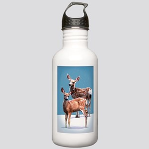 King's Fawns Stainless Water Bottle 1.0L