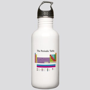 Periodic Table Stainless Water Bottle 1.0L