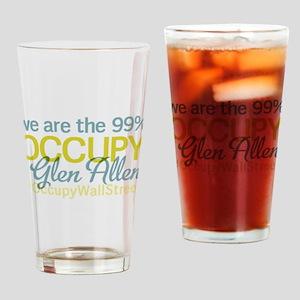 Occupy Glen Allen Drinking Glass