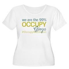 Occupy Ginza T-Shirt