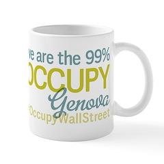 Occupy Genova Mug