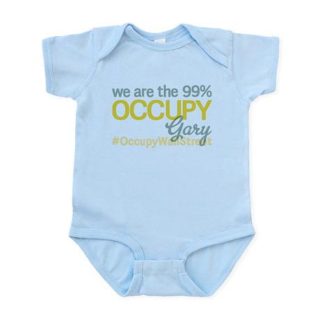 Occupy Gary Infant Bodysuit