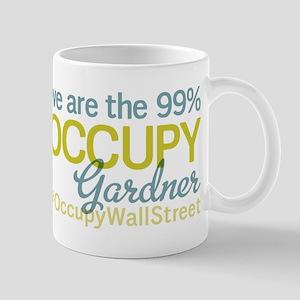 Occupy Gardner Mug