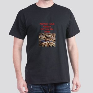 bagels and lox joke Dark T-Shirt