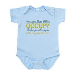 Occupy Freiburg im Breisgau Infant Bodysuit