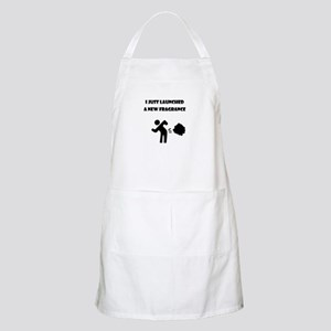 I just launched a new fragrance Apron