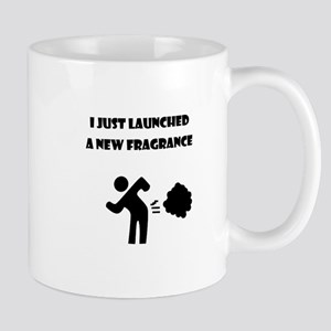 I just launched a new fragrance Mug