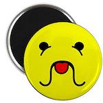 Sourmug Smiley Magnet