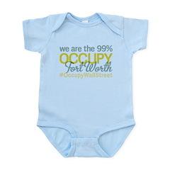 Occupy Fort Worth Infant Bodysuit