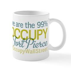Occupy Fort Pierce Mug