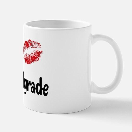 Kiss Me: Belgrade Mug