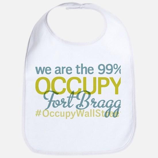 Occupy Fort Bragg Bib