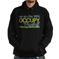 Occupy Flagstaff Hoodie (dark)