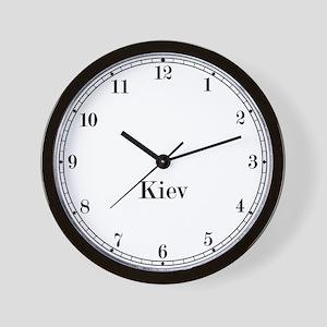 Kiev Classic Newsroom Wall Clock