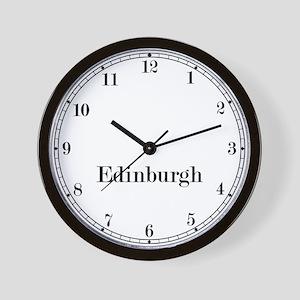 Edinburgh Classic Newsroom Wall Clock