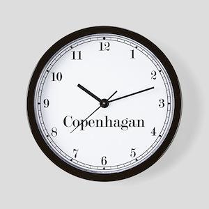 Copenhagan Classic Newsroom Wall Clock