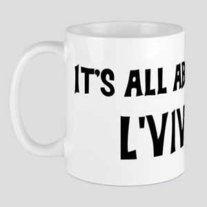 All about L'viv Mug