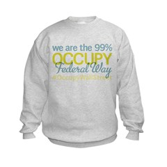 Occupy Federal Way Sweatshirt